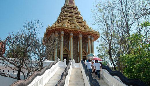 The Footprint of the Lord Buddha, Saraburi