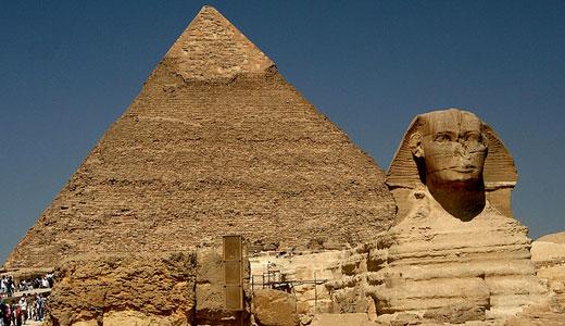 The Pyramid of Khafre