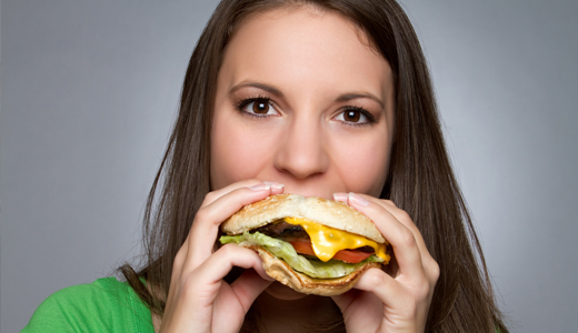Bring healthy food