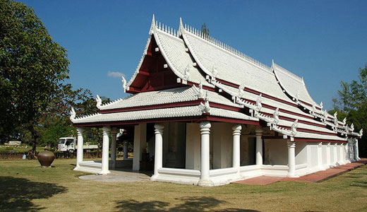 The Sukhothai Wihan