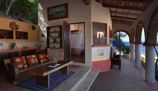 Accommodations Los Arcos