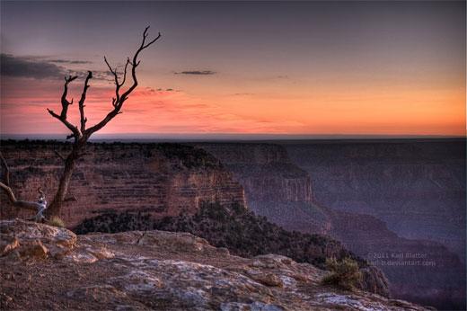 Grand Canyon - Sunset