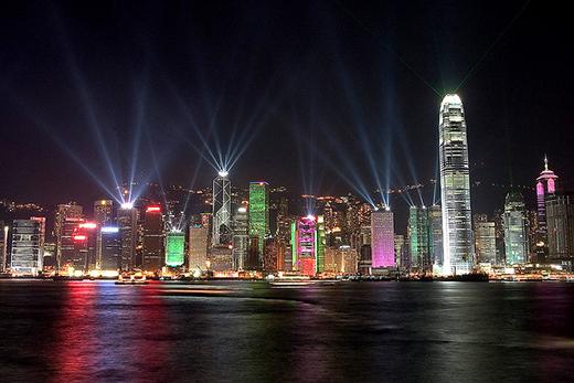 Symphony of Lights Harbor Cruise
