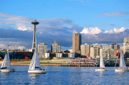 Seattle Sailboats
