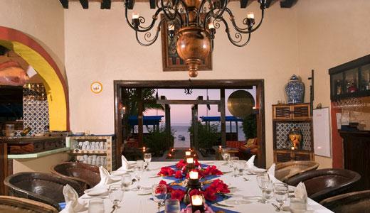 Dining Room Majahuitas
