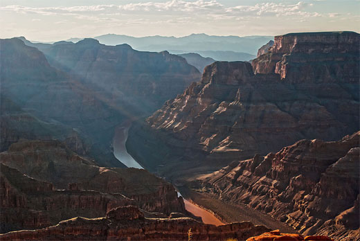 Grand Canyon Western End