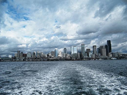 Seattle Ocean