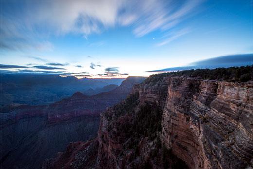 Grand Canyon good morning