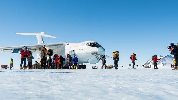antartica information