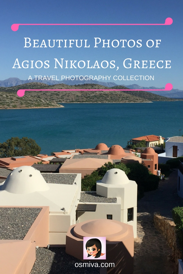 Beautiful Photos of Agios Nikolaos, Greece. Photos to inspire you to visit Nikolaos, Greece. #travelphotography #travelinspiration #nikolaosgreecephotos #osmiva