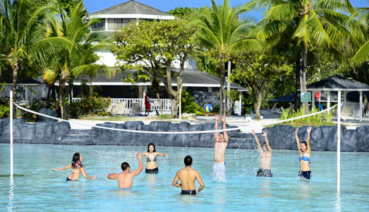 Relaxing Weekend at the Plantation Bay Resort in Cebu ...