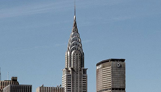 Chrysler Building Exterior