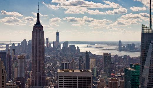 Empire State Building Exterior
