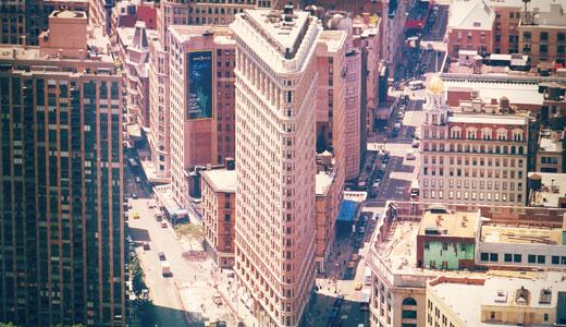 Flatiron Building Exterior