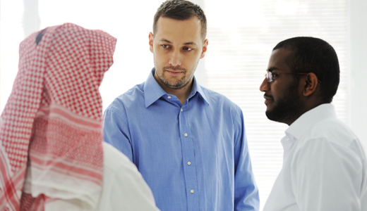 Dealing with Diverse Cultures: Communicate properly