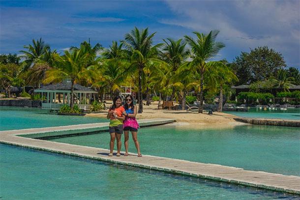 Big Lagoon at the Resort