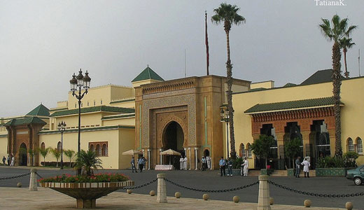 Royal Palace of Rabat