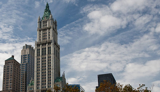 Woolworth Building Exterior