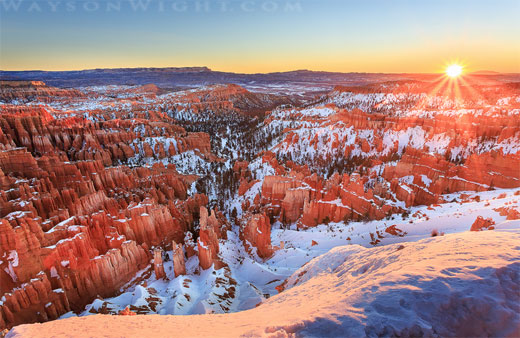 Bryce Canyon Beginnings