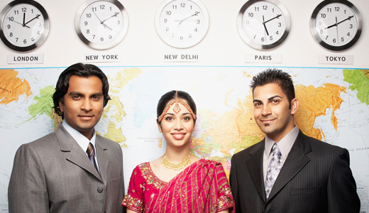 Dealing with Diverse Cultures: Know time differences