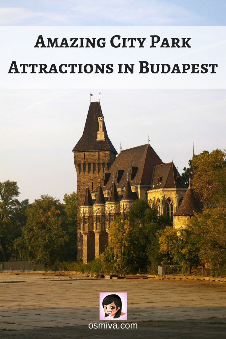 City Park Attractions in Budapest. Budapest, Hungary. Travel Destinations. Europe Travel. Travel Ideas. Budapest Parks.  Travel Inspiration.