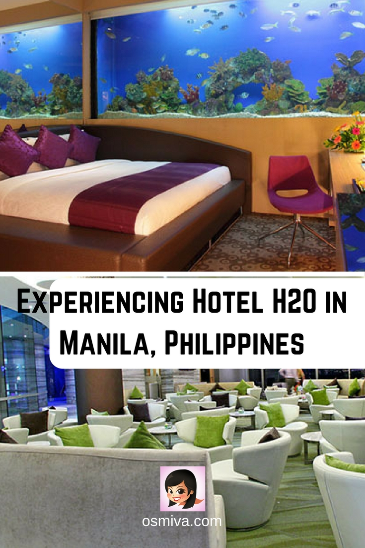 Hotel Review. H2O Hotel. H2O Hotel Manila, Philippines. Review of H2O Hotel in Manila. Manila Accommodation. OceanPark Accommodation.