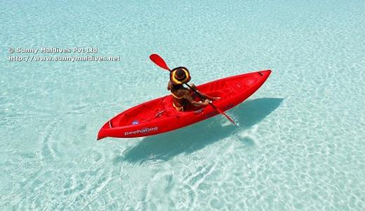 Velassaru Maldives Activities