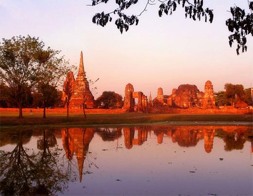 Ayutthaya Thailandf