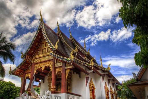 Wat Chang Taem - Chiang Mai
