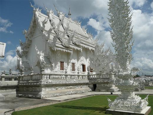 Wat Rong Khun 3 Thailand