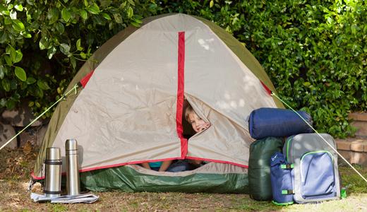 Choose a good tent