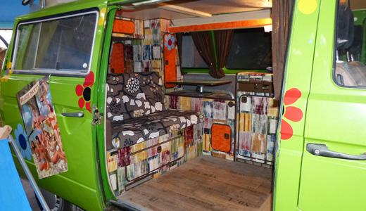 BaseCamp Bonn Caravan