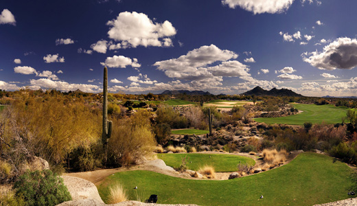 The Boulders Golf Course