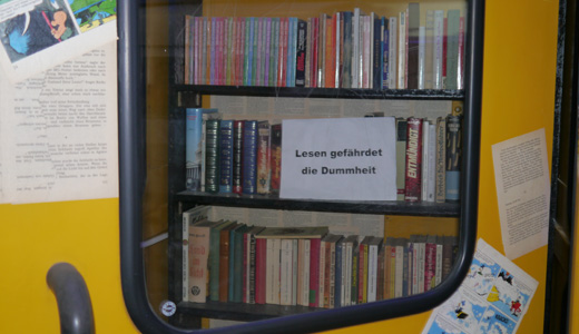 BaseCamp Bonn Books