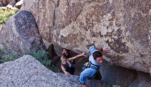The Boulders Rock Climbing