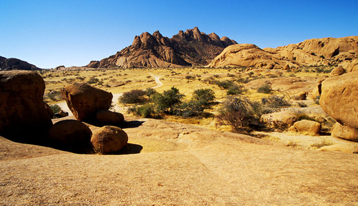 Spitzkoppe Outer View