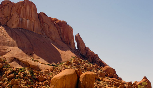 Spitzkoppe Namibia