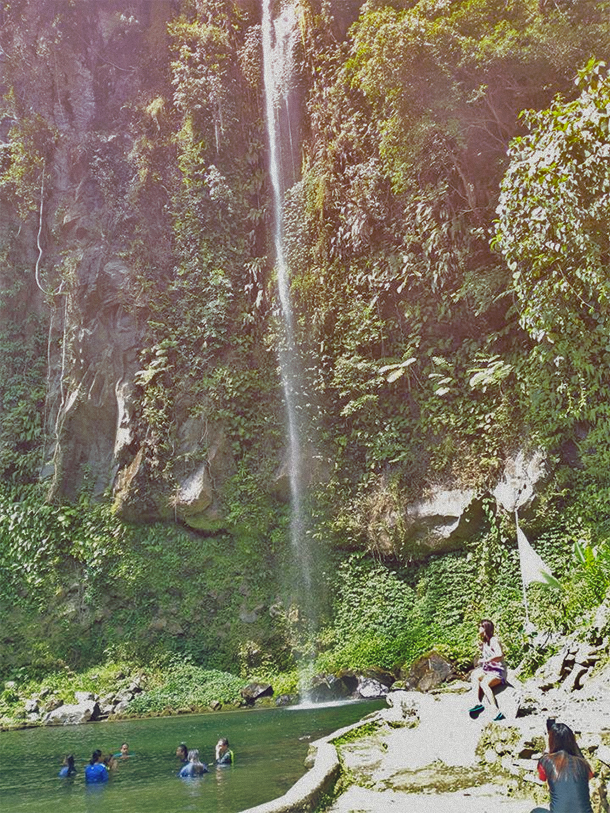 Camiguin Tourist Attractions: Katibawasan Falls