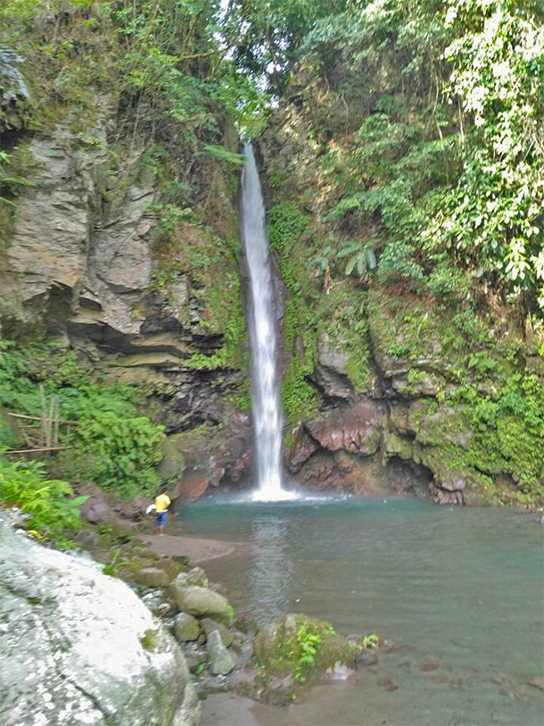 Camiguin Tourist Attractions: Tuasan Falls