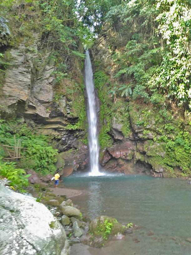 Camiguin Tourist Attractions: Tuasan Falls