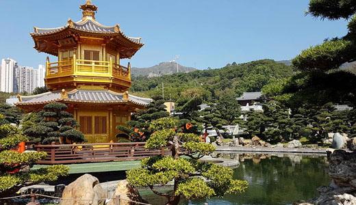 Hong Kong Macau Itinerary: Nan Lian Garden