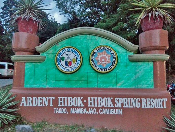 Camiguin Tourist Attractions: Ardent Hibok Hibok Hot Springs
