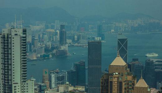 Hong Kong Macau Itinerary: Victoria Peak