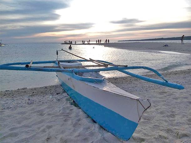 Camiguin Tourist Attractions: White Island