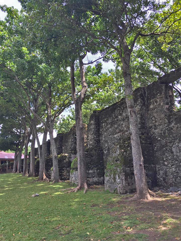 Camiguin Tourist Attractions: Old Church Ruins
