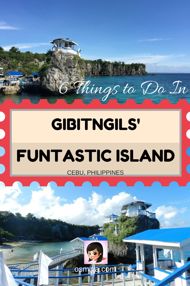 6 Things to Do in Gibitngil's Funtastic Island. Enjoy a fun and memorable day with your friends and family in Medellin, Cebu. Here are some fun tips for you and your family! #funtasticisland #gibitngilmedellin #medellincebu #cebuphilippines #osmiva #familytravel