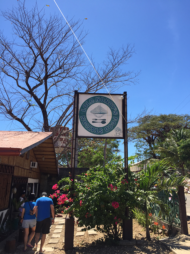 Coron Palawan Lolo Nonoy Food Station