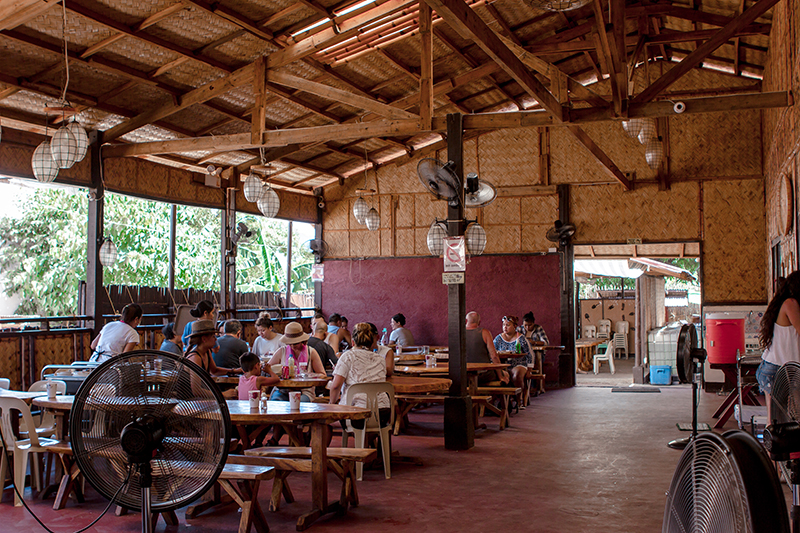 Interior Lolo Nonoy Food Station