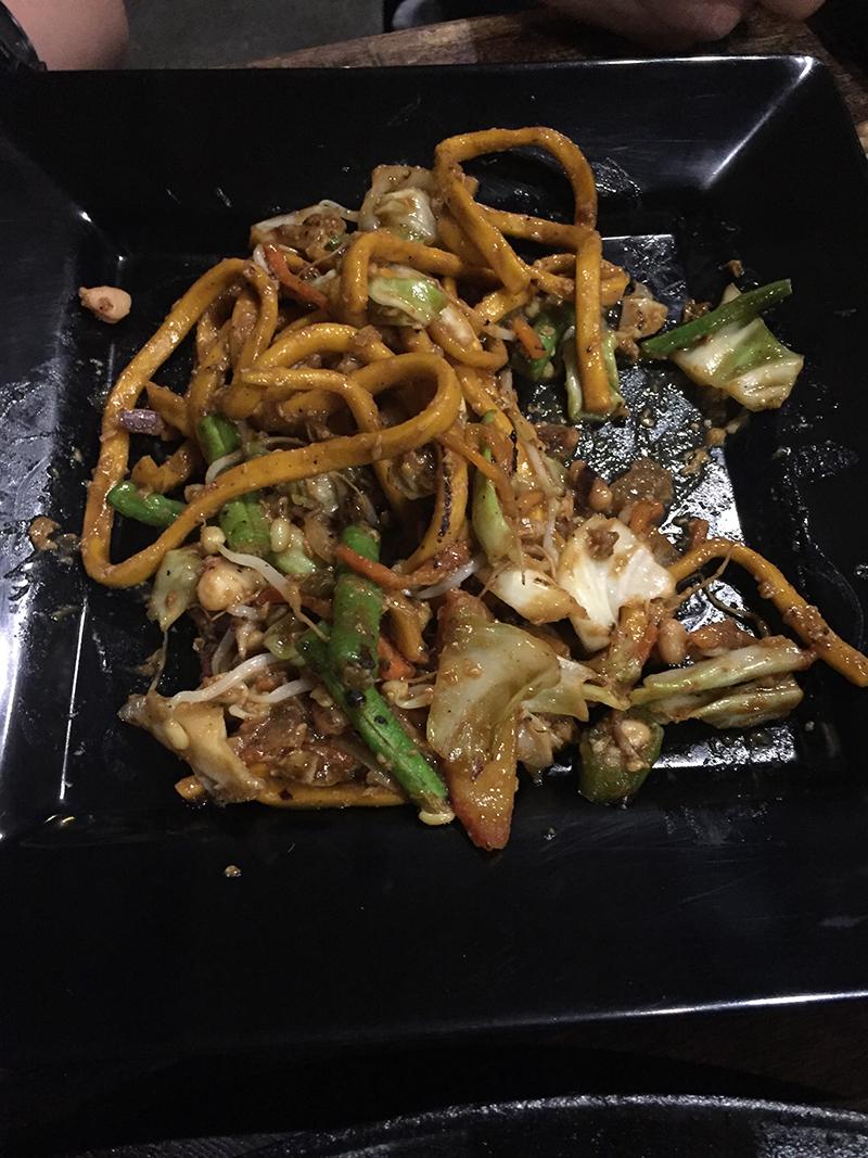 KTs Sinugba sa Balay Seafood Fee-Goreng