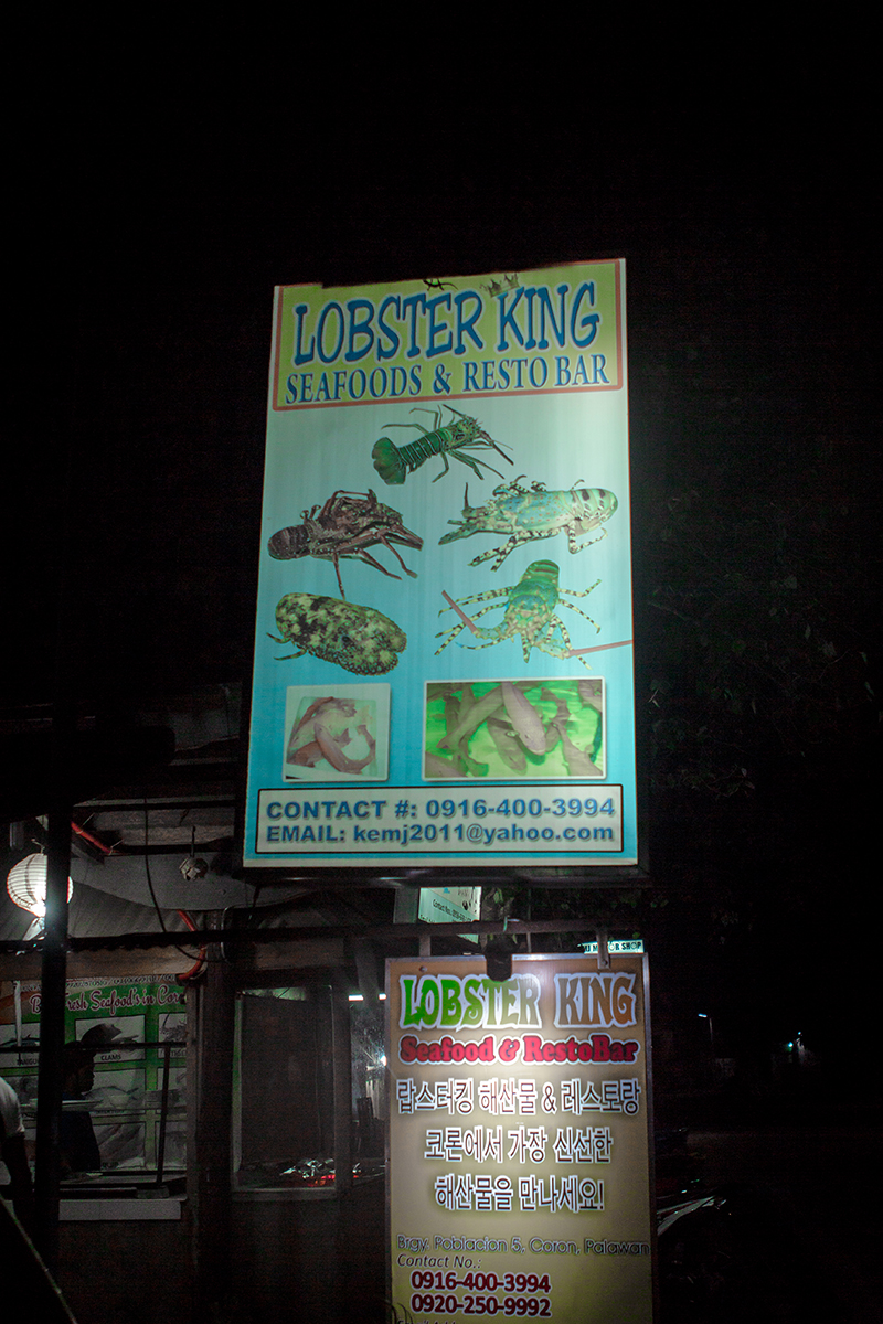 Coron Lobster King